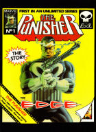 The Punisher (Amiga) comic