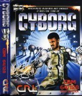 C64 Cyborg inlay
