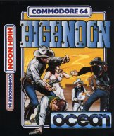 C64 High Noon inlay