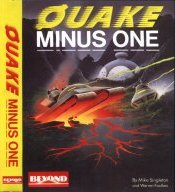 C64 Quake Minus One inlay