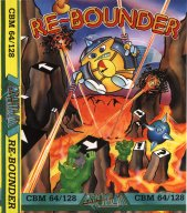 C64 Re-Bounder inlay