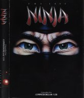 C64 The Last Ninja inlay