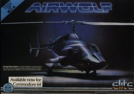 Airwolf advert by Elite