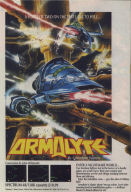 Armalyte advert