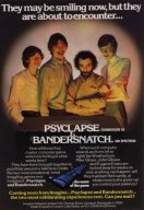Psyclapse & Bandersnatch advert 1