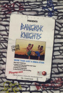 Bangkok Knights advert