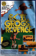 Grog's Revenge advert