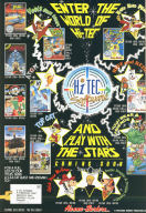 Hi-Tec Play With The Stars advert