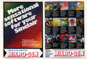 Mikro-Gen advert