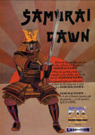 Samurai Dawn advert