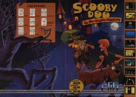 Scooby Doo In The Castle Mystery advert