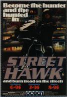Street Hawk advert 1