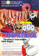 Troopa Truck advert