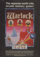 Warlock C&VG May 1987 advert