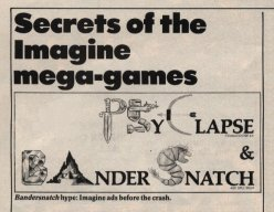 Psyclapse & Bandersnatch advert 4