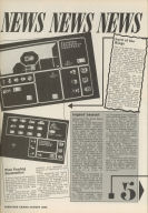 Computer Gamer August 1985 news article