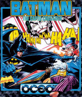 Batman - The Caped Crusader inlay