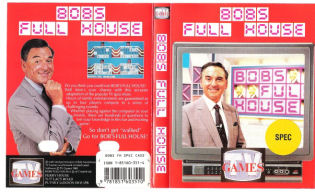 Bobs Full House inlay