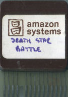 Death Star Battle Prototype Cartridge