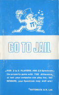 Go To Jail Release 1 inlay