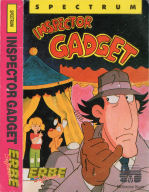 Inspector Gadget inlay