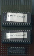 Locomotion Prototype Cartridge