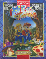 Mega Twins inlay