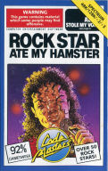 Rock Star Ate My Hamster re-release inlay