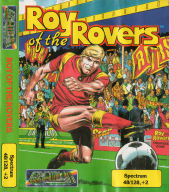 Roy Of The Rovers Gremlin Graphics inlay