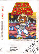 Spectrum Star Paws inlay