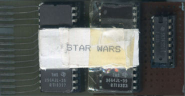 Star Wars Prototype Cartridge