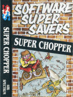 Super Chopper inlay