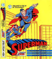 Spectrum Superman inlay