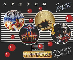 System 3 pack inlay