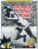 The Race Against Time Jesse Owens inlay
