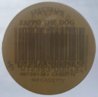Zappo The Dog Sticker