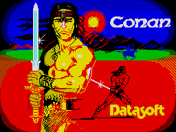 Conan The Barbarian screenshot