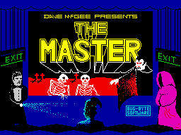 The Master (Bug-Byte) loading screen