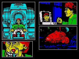 Total Recall Mockup Screenshot 3