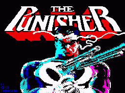 Punisher loading screen